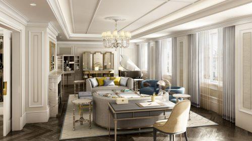 Langham Hotel Sterling Suite